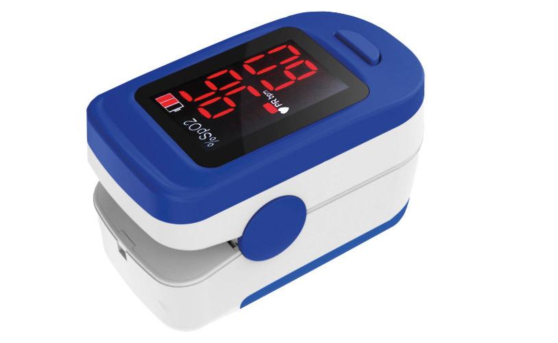 Sauerstoffsättigung im Blut messen