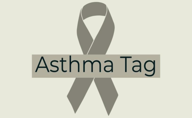 Asthma, eine chronische Erkrankung der Atemwege