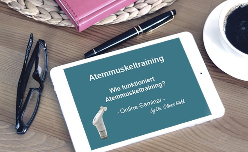 Atemmuskeltraining - Wie funktioniert Atemmuskeltraining?
